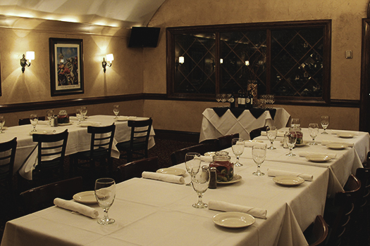 Bob's Steak & Chop House - Dallas, TX - Lemmon Ave (Private Dining)