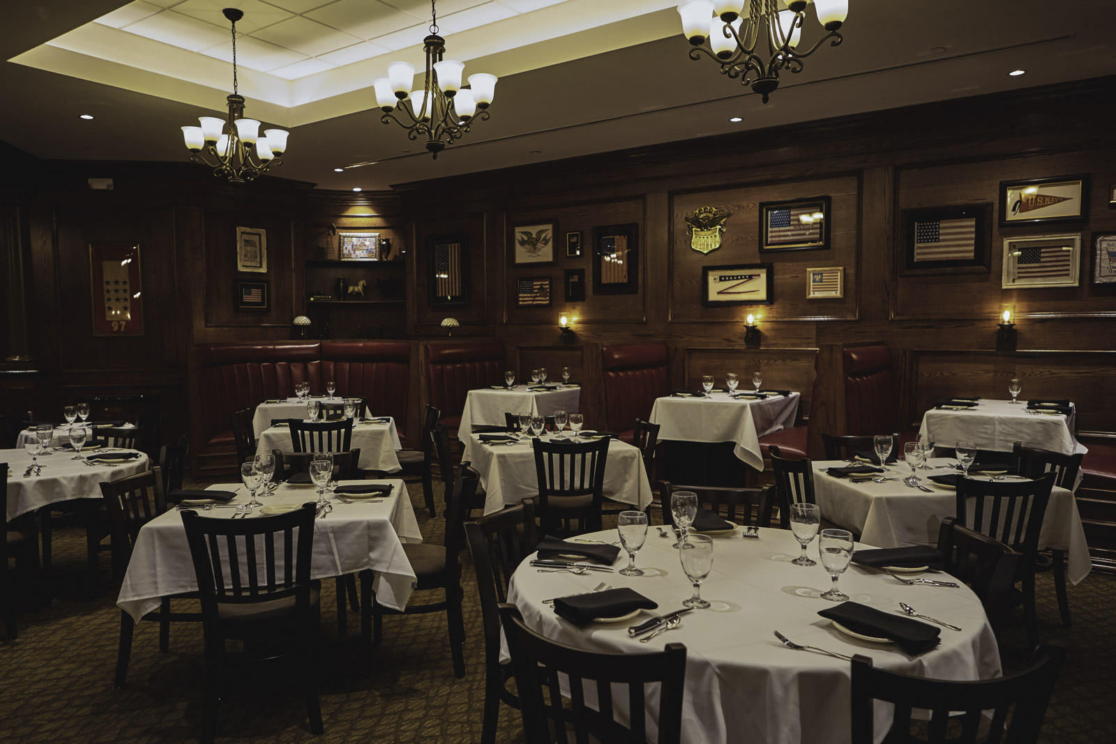 Bob's Steak & Chop House - Edinburg, TX (Dining Room)