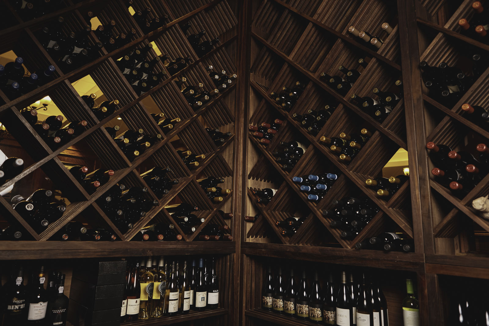 Bob's Steak & Chop House - Edinburg, TX (Wine Cellar)