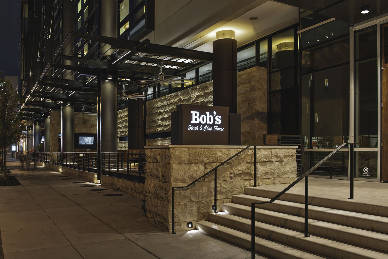 Bob's Steak & Chop House - Nashville, TN (Storefront)