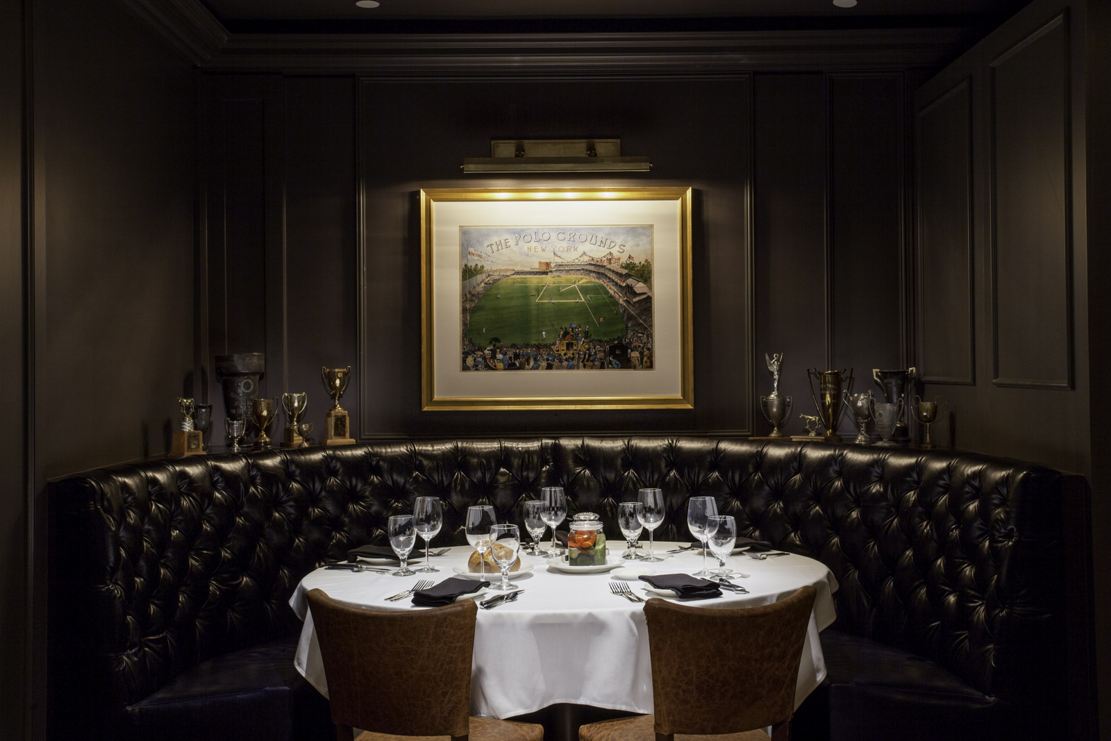 Bob's Steak & Chop House - New York City, NY (Dining Room)