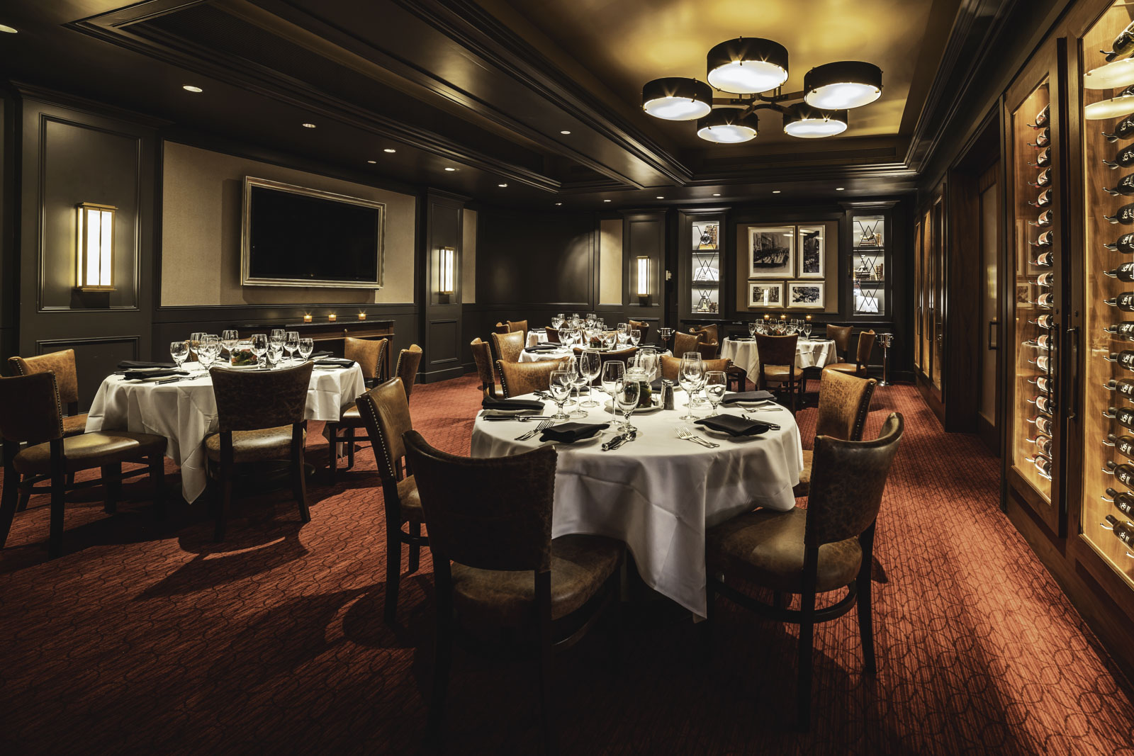 Bob's Steak & Chop House - New York City, NY (Private Dining)