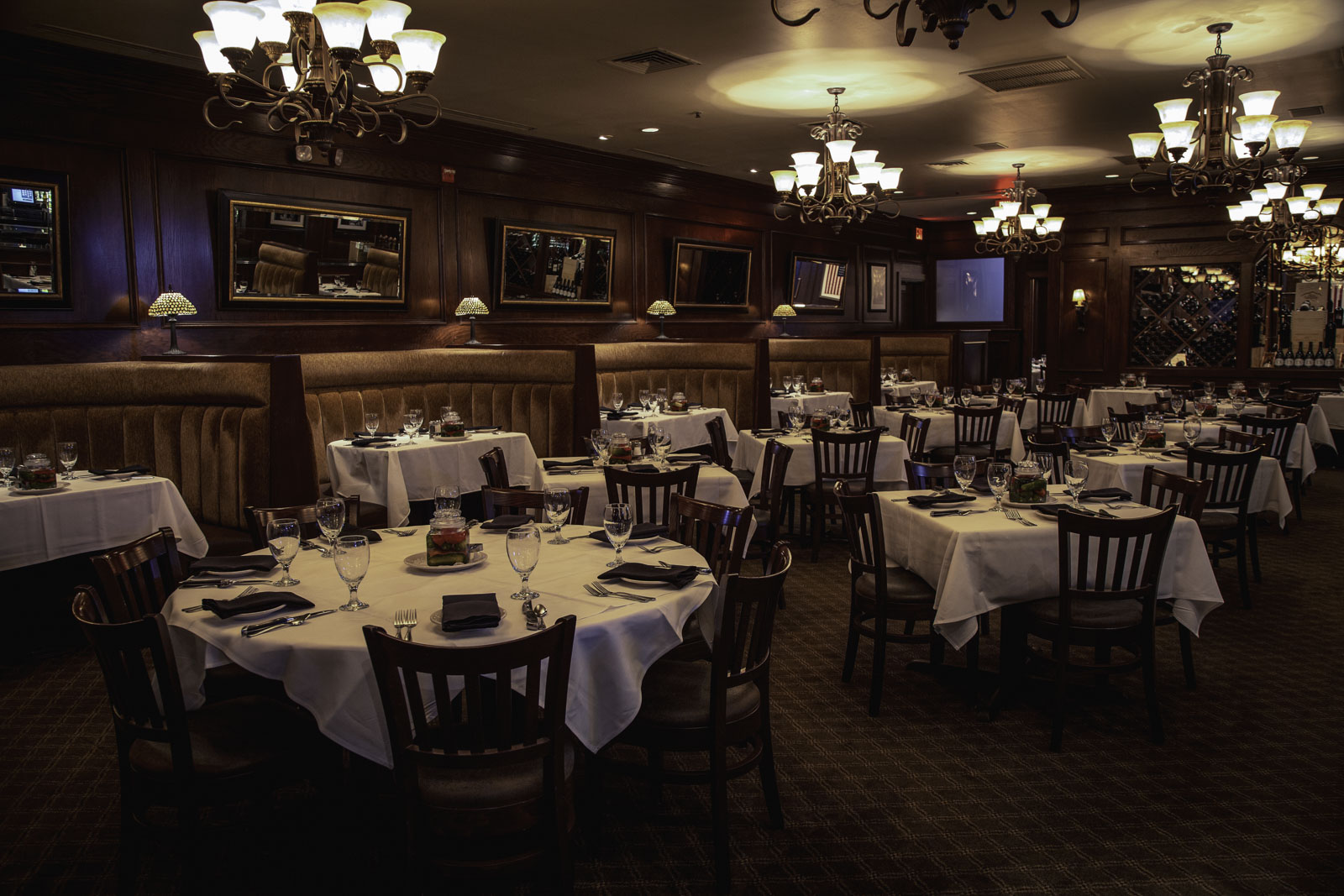 Bob's Steak & Chop House - Plano, TX (Dining Room)