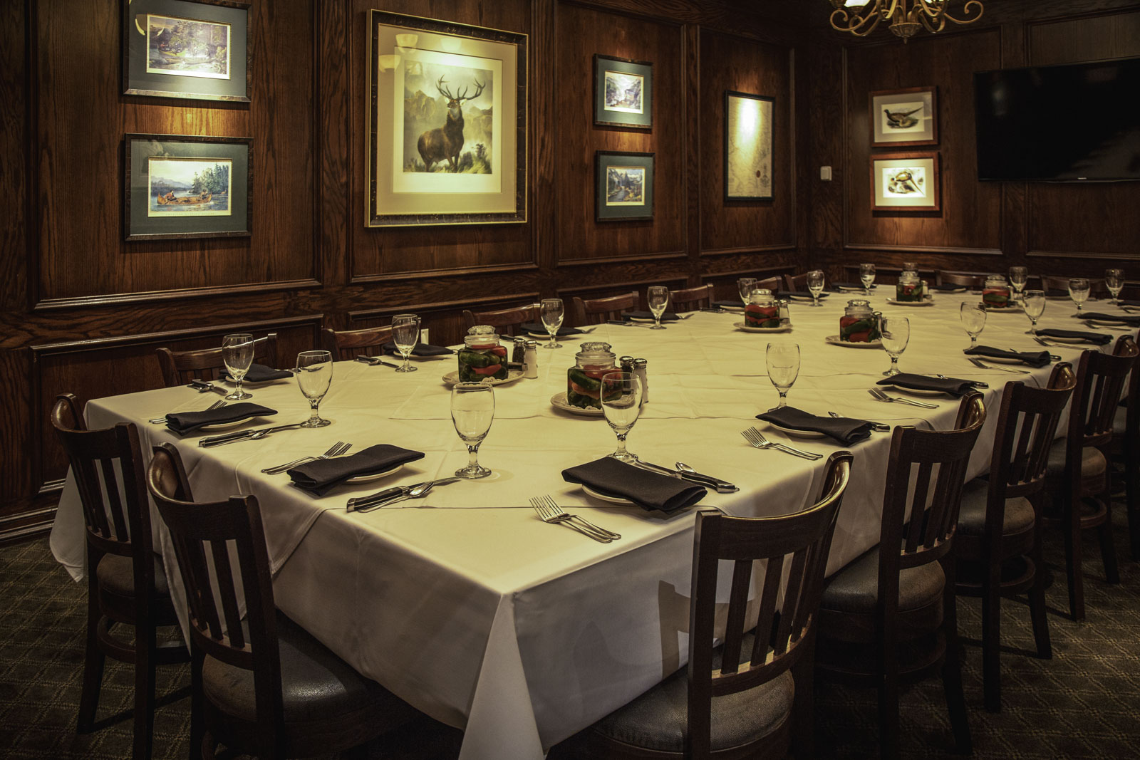 Bob's Steak & Chop House - Plano, TX (Private Dining)
