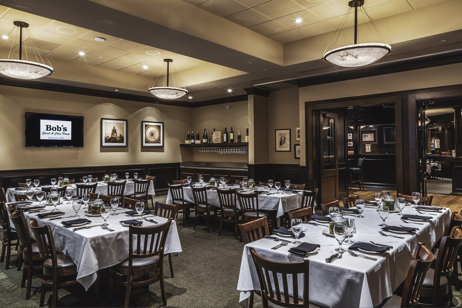 Bob's Steak & Chop House - San Antonio, TX (Private Dining)